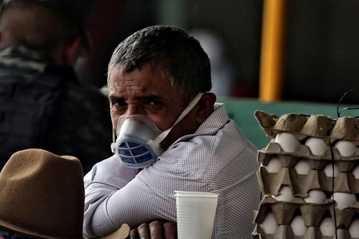 Suben a 3.950 los contagios de COVID-19 en Honduras y extienden el toque de queda